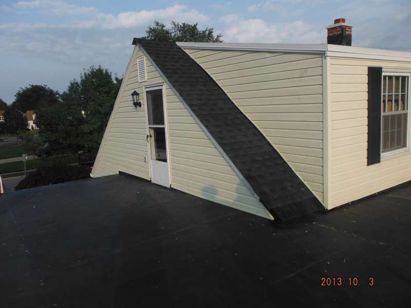 Residential Flat Roofing Try Lock Roofing