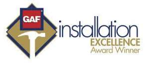 Roofing Excellance Award
