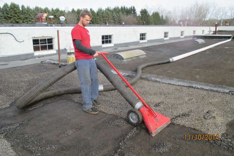 Certified EPDM Roofing Contractor