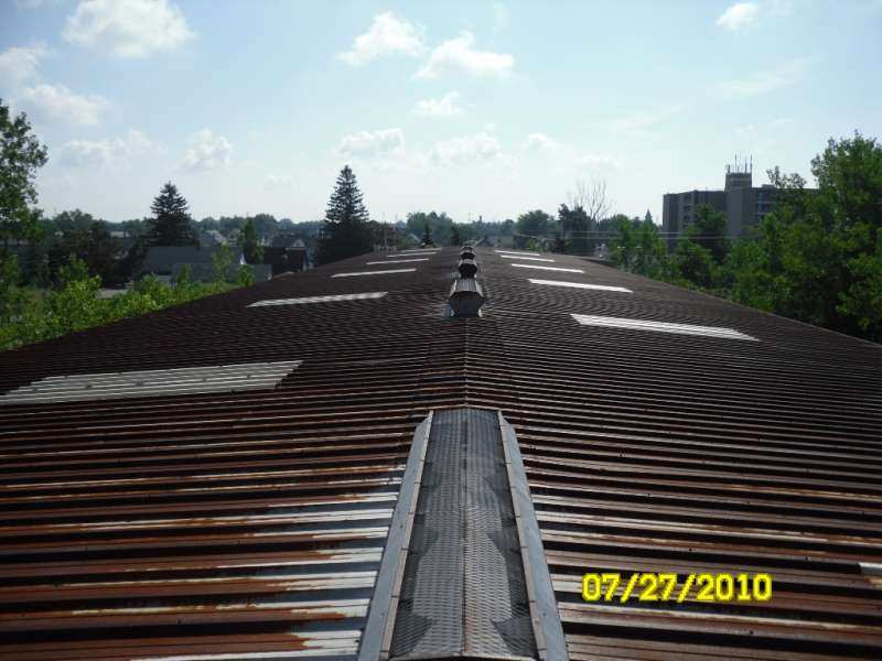 Commercial Roof Coating Contractor Try Lock Roofing Of