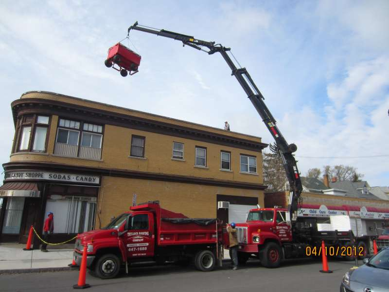 Modified Bitumen Roofing Contractor in Buffalo, NY & Western New York