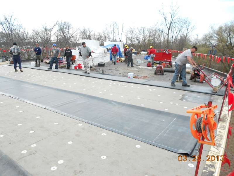 EPDM Roofing Contractor in Buffalo, NY & Western New York