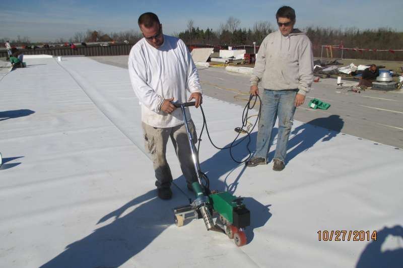 Firestone TPO Roofing Contractor in Buffalo, NY & Western New York