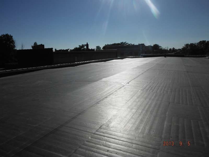 ... EPDM Roofing ...