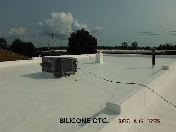 Silicone Roof Coating CTG