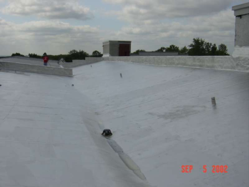 Commercial Roofing | Modified Bitumen Roofing