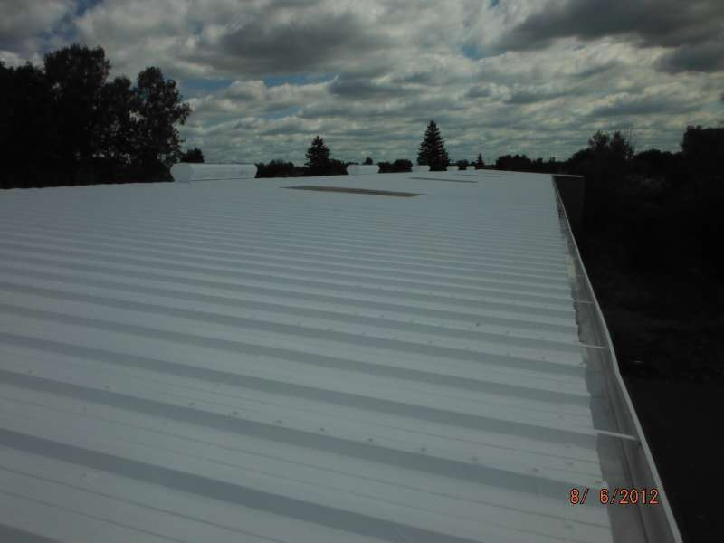 Astec Metal Roof Coating For Commercial Roof