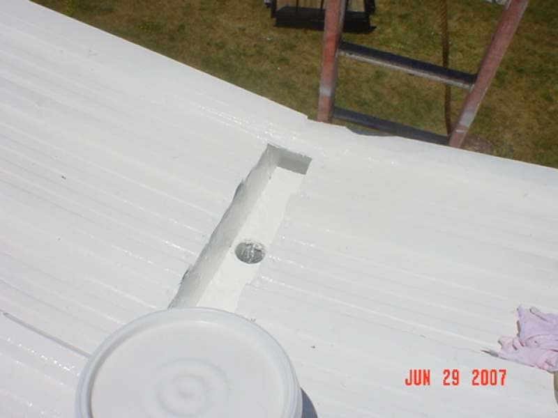 Dunkirk Airport Try Lock Roofing